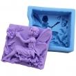 Önthető szilikongumi szappan öntőforma készítéséhez